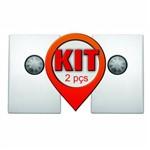 Kit 2 Unid.- Sensor de Presença Automatico -Dni 6023