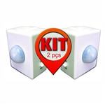 Kit 2 Unid. - Sensor de Presença de Teto - Dni 6021