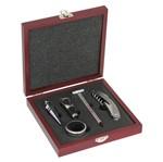 Kit Vinho C/5 Pcs Cx Quadr Mda 18x18cm 311103066 Gs
