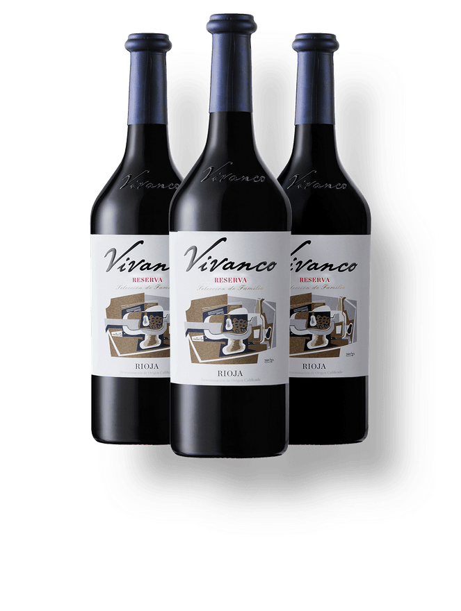 Kit 3 Vivanco Reserva