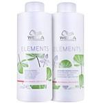 Kit Wella Professionals Elements Renewing Salon (2 Produtos)