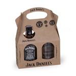 Kit Whisky Jack Daniel's 200ml + Copo Personalizado