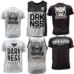 Kit 3x Camisetas Regatas Darkness Integralmedica Empire