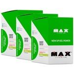 Kit 3x New Up Gel Power - 10 Sachês - Max Titanium