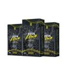 Kit 3 Zeus Extreme Pré Hormonal Iridium - Total 180 Cáps