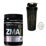 Kit ZMA POWER 90caps + Coqueteleira 600ml com Mola
