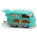 Kool Kombi - Carrinho - Hot Wheels - City - Surf Patrol - 73/250 - 2013 - 6f1pp