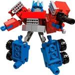 Kre-O Kreon Transformers Conversível Battle Changer Optimus Prime - Hasbro