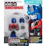 Kre-O Kreon Transformers para Personalizar Optimus Prime - Hasbro