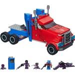 Kre-O Transformers Optimus Prime Caçador de Animais
