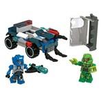 Kreo Transformers Carro de Captura Strongarm - Hasbro