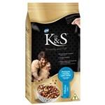 Ks Cães Filhotes Pedaços Macios com Leite 2kg - Total Alimentos