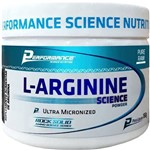 L Arginine Science Powder (150g) Performance