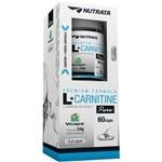 L Carnitina 60 Cápsulas Nutrata