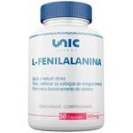L-fenilalanina 500mg 50 Caps Unicpharma