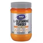 L-glutamine Powder em Pó (454g) Now Sports