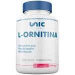 L-ornitina 300mg 30 Caps Unicpharma