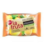 La Fruta Antibacteriano Sabonete Vegetal Limão 180g