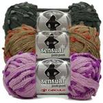 Lã Sensual Pom Pom 100g - Círculo