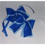 Laço Pequeno Azul Claro