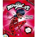 Ladybug - Diversao em Paris - Livro Jumbo de Atividades