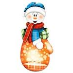 Lális - Boneco de Neve na Luva