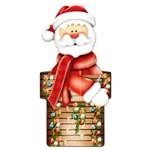 Lális - Papai Noel na Chaminé