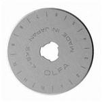 Lâmina Circular Olfa Rb45-1 45mm Blades com 1 Lâmina – 49225