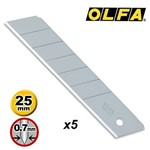 Lamina Media Olfa Heavy Duty Hb-5b 025 Mm 005 Un 14745