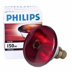 Lâmpada Infravermelho 110v - Philips