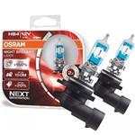 Lampada Osram Night Breaker Laser Hb4 12V Xenon 150% + Luz Par