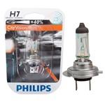 Lâmpada Philips Farol Moto H7 60/55W City Vision