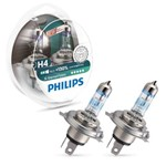 Lâmpada Philips Xtreme Vision H4 130
