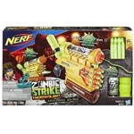 Lança Dardo Nerf Zombie Abolisher - Hasbro B0681