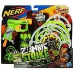 Lanca Dardo Nerf Zombie com Alvos HASBRO
