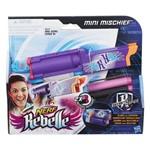Lança Dardo Rebelle Mini Mischief - Hasbro
