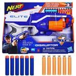 Lança Nerf Hasbro Elite Nerf Disruptor com 12 Dardos Hasbro - E0392