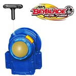 Lançador Beyblade - Rer Up Launcher Azul - Hasbro