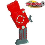 Lançador Beyblade - Wind & Shoot Laucher Vermelho - Hasbro