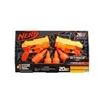Lançador Nerf Alpha Strike Cobra Alvo Duplo - Hasbro