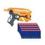 Lançador Nerf Firestrike 60 Dardos Munição Brinquedo