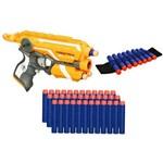 Lançador Nerf Firestrike Pulseira 30 Dardos Brinquedo