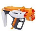 Lançador Nerf Modulus Blaster Barrelstrike Hasbro Laranja