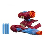 Lançador Nerf Vingadores Guerra Infinita Homem de Ferro - Hasbro