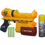 Lançador Nerf Zombie Strike Biosquad Zombie Eraser Zr-100