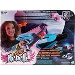 Lançador Rebelle Nerf Courage Xbow - Hasbro