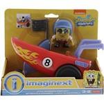 Lancha Bob Esponja Imaginext - Mattel