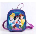 Lancheira Azul Princesas Disney Dermiwil