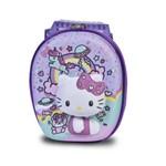 Lancheira 3D Hello Kitty Rainbow - Maxtoy