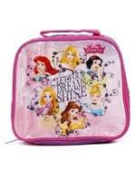 Lancheira Disney Infantil para Menina - Lilás